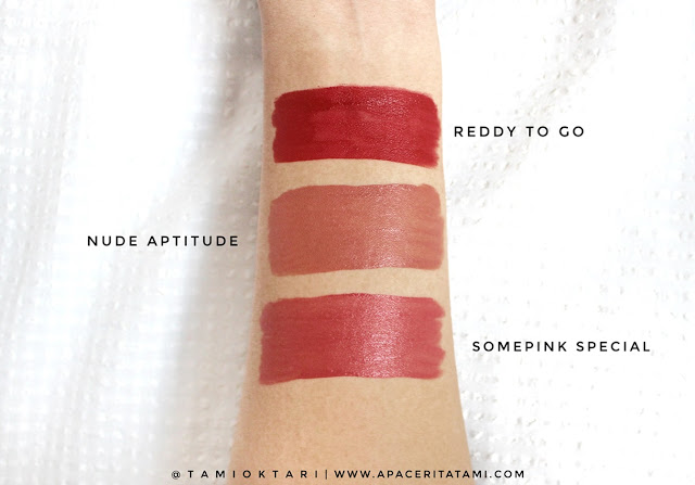 Swatches Beautitarian Velour Lip All Shades