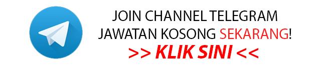 telegram jawatan kosong panas