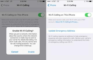 Wi-Fi Calling Tutorial