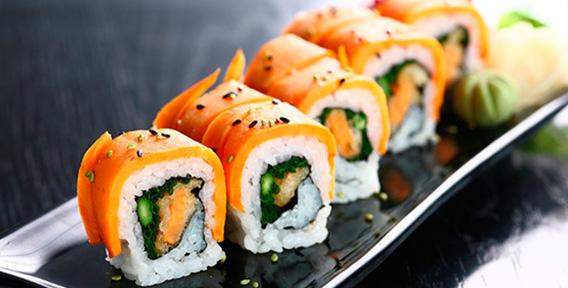 Sushimata food small business