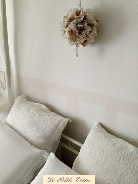 shabby chic wall