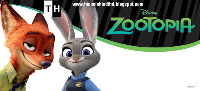 Disney Zootopia Full Movie In HINDI DUBBED HD 2016