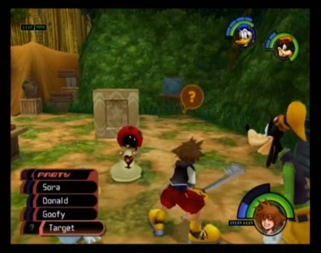 Kingdom Hearts screenshot 2