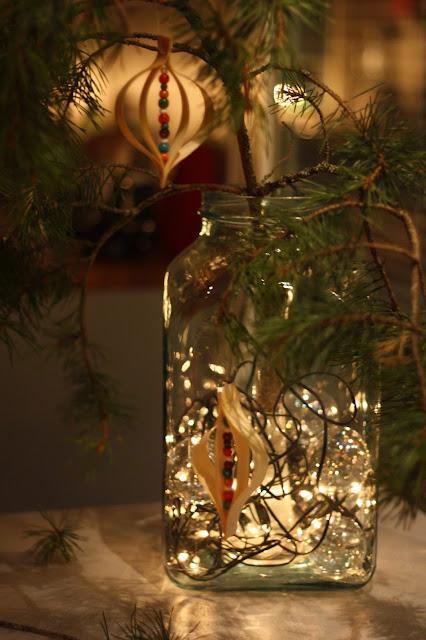 joulukuusenkoriste diy