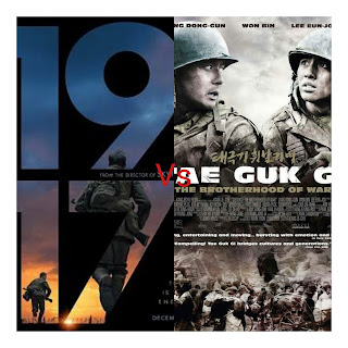 Review Film 1917 Versus Tae Guk Gi (The Brotherhood Of War)
