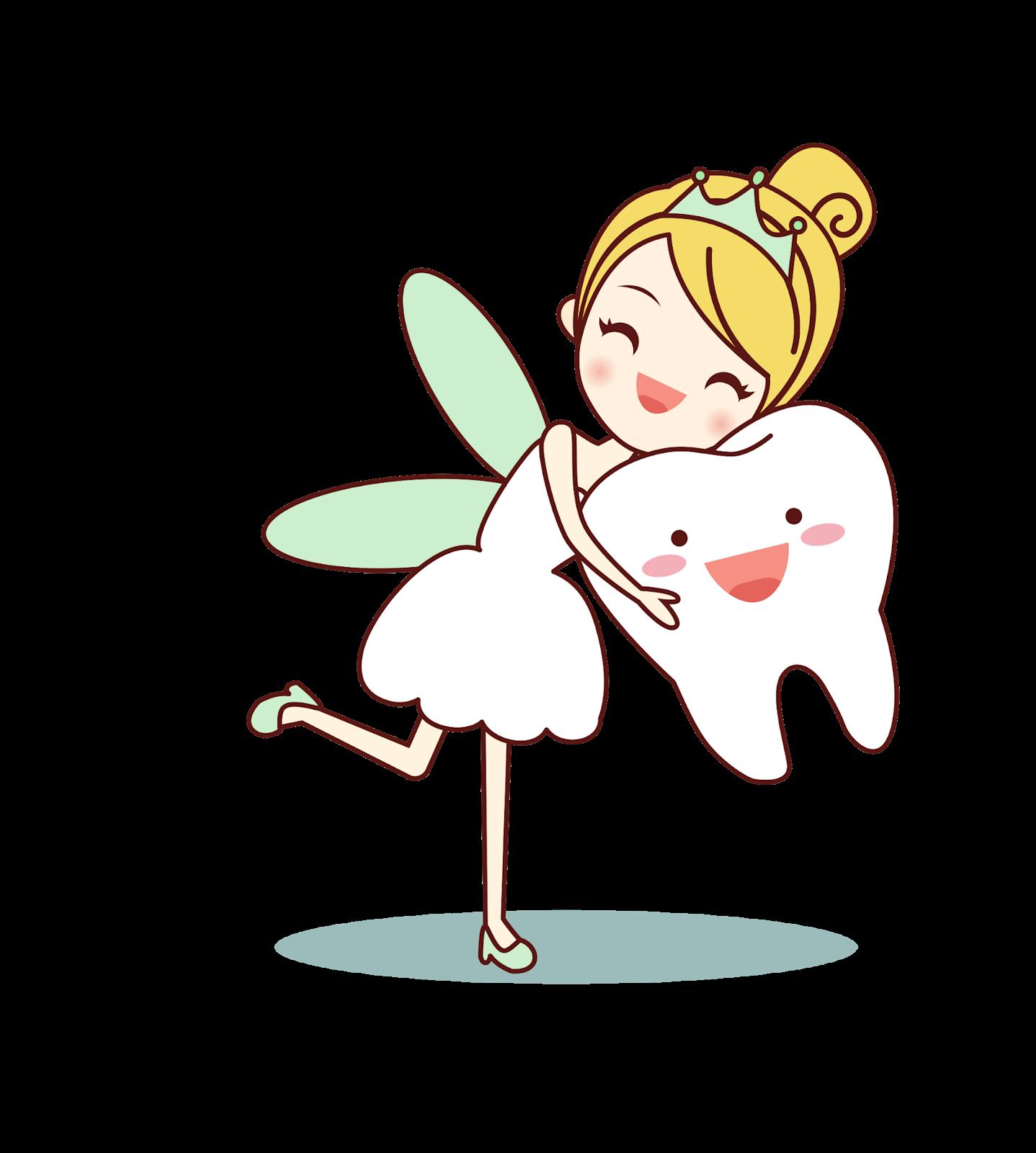 Зубная фея открытки