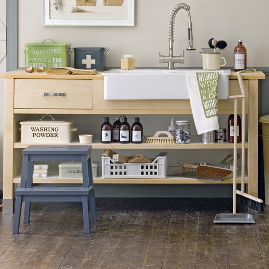 Free Standing Kitchen Cabinets John Lewis: House Of Fabulous Finds: Utility Rooms- My Top Decorating Tips