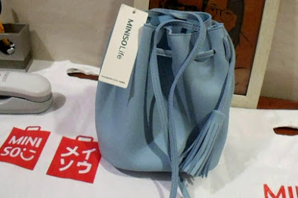 Kelebihan Tas Miniso : Tas Mini Dengan Harga Mahasiswi