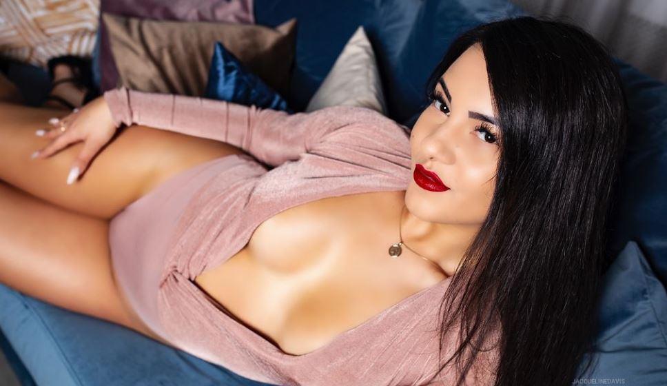 JacquelineDavis Model GlamourCams