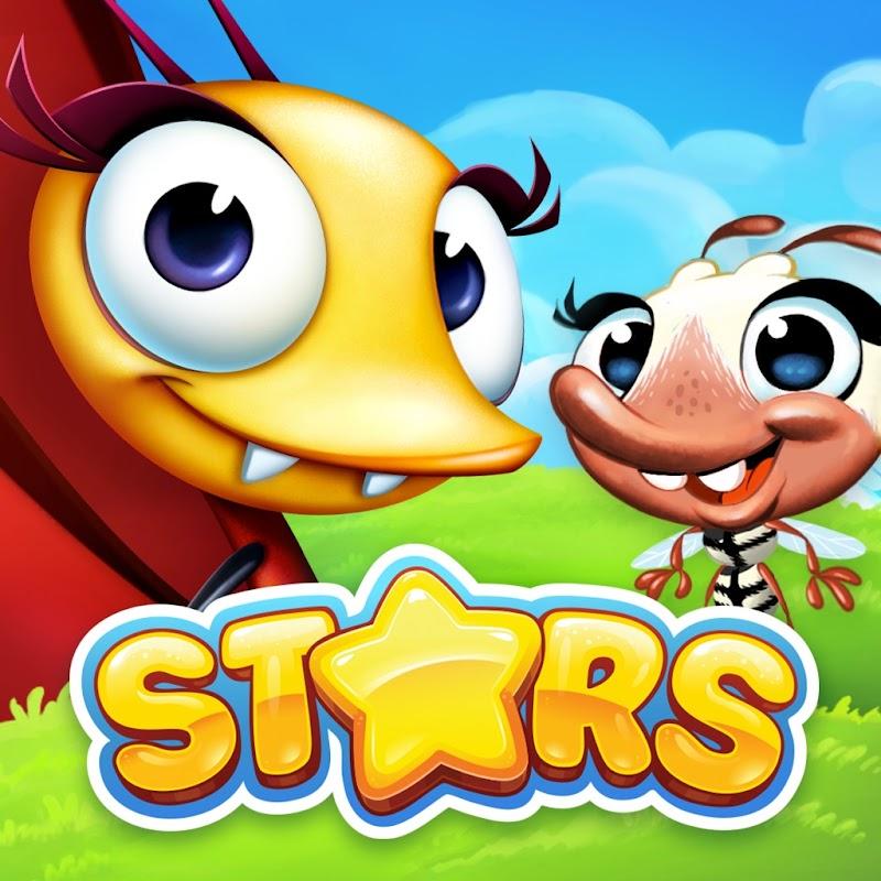 Best Fiends Stars – Free Puzzle Game v2.3.0 Apk Mod [Dinheiro Infinito]