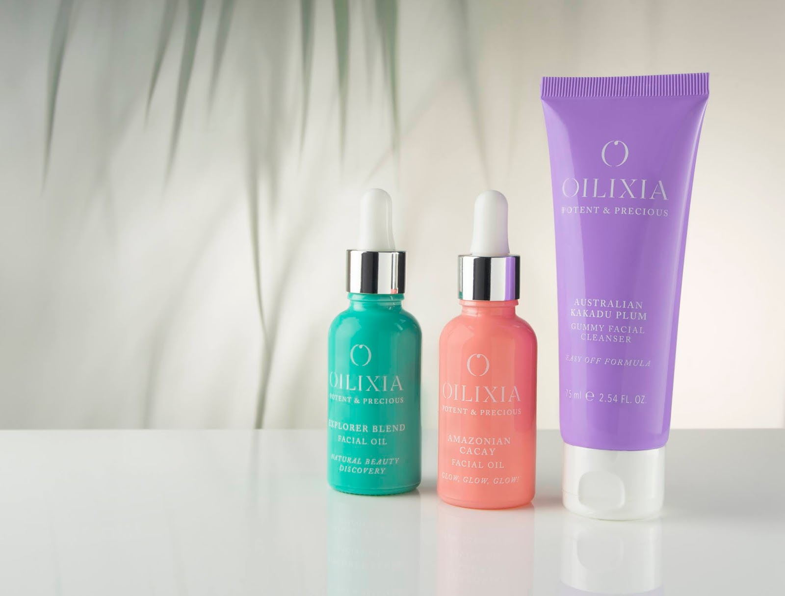 Beauty Miles - Oilixia Blomma Beauty Review