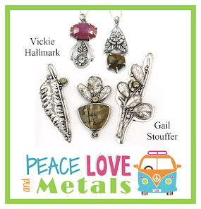 Metal Clay Jewelry Retreat - May 2019