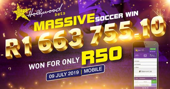Speechless After R1.6 Million Soccer Win