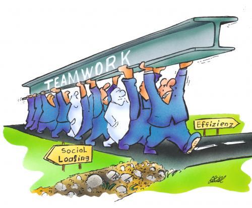 Excellent Teamwork