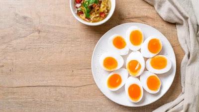 Cara Memasak Telur dengan Kematangan Sempurna Sesuai Selera