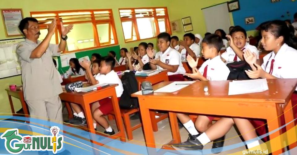 Teori Belajar Behaviorisme di Sekolah Dasar - www.gurnulis.id