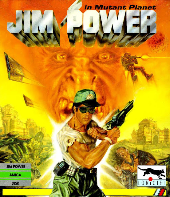Retro Games Review: JIM POWER