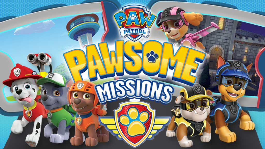 NickALive!: Nick Jr. UK Launches New \'PAW Patrol\' Adventure Game ...