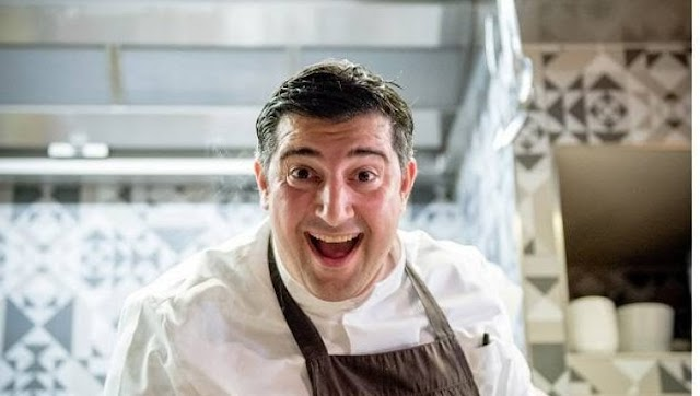 """Giacomazza, lo chef siciliano che ha stregato il Belgio: """"Arrivai da emigrante ora star della tv"""""""