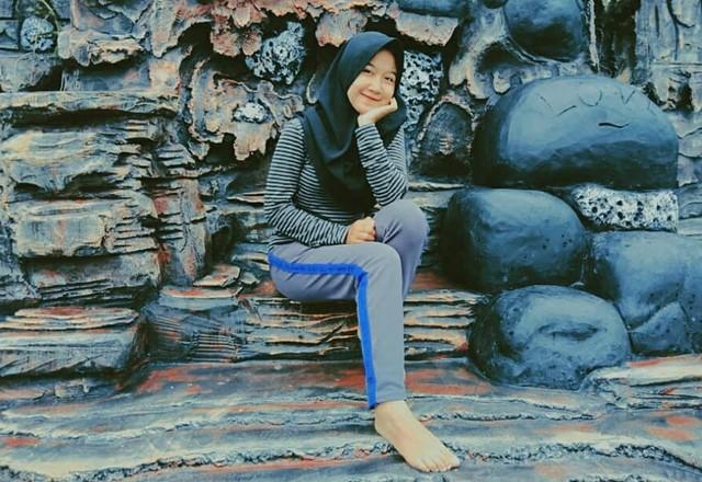 Arindi Putry Konawe Keyboardist Cantik-IGarindiputry_