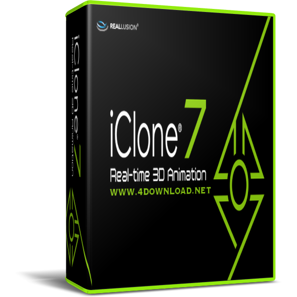 Download Reallusion - iClone Pro v7.4.2419.1 Full version