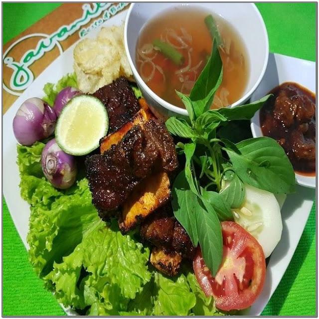 iga bakar khas Javanilla;10 Top Kuliner Bojonegoro;