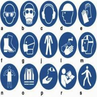 आदेशात्मक चिन्ह (Mandatory Sign's)