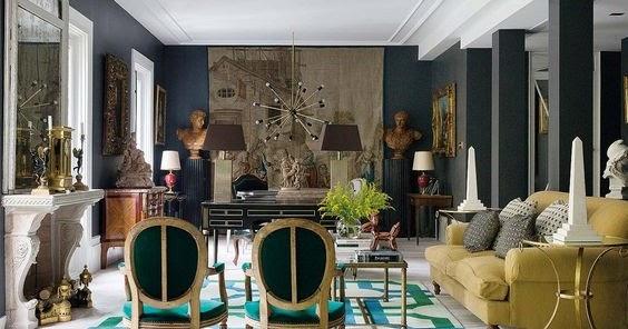 Un blog de decoraci n a mi manera cl sica y for Decoracion clasica contemporanea