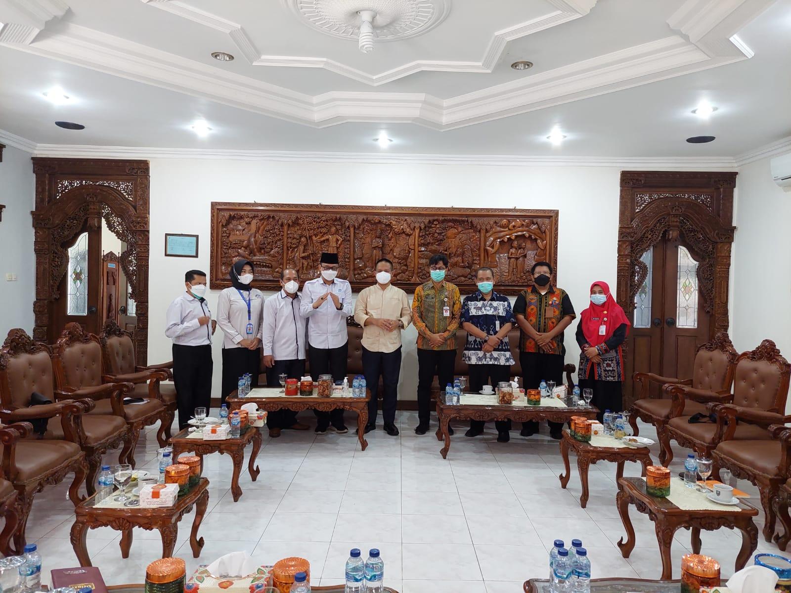 UIN Raden Fatah Palembang Jajaki Kerjasama dengan Pemkab Kebumen