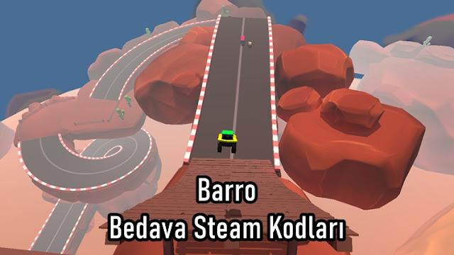 Barro - Bedava Steam Kodları