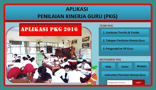 Download Gratis Aplikasi PKG Terbaru 2016