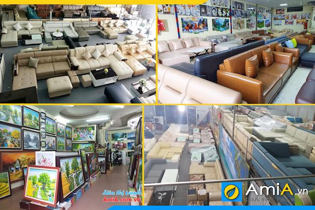 Cửa hàng nội thất tại Hà Nội