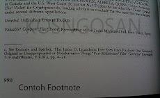 Contoh footnote dan cara membuat catatan kaki untuk makalah dan karya tulis