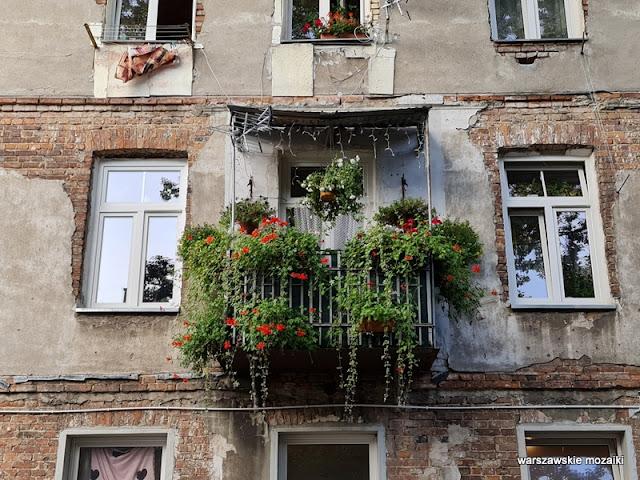 Warszawa Warsaw Praga Północ praskie klimaty kamienica kamienice praskie ulice na Pradze przedwojenne klimat