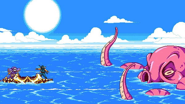 "The Messenger (Switch) receberá DLC gratuito ""Picnic Panic"" em 2019"