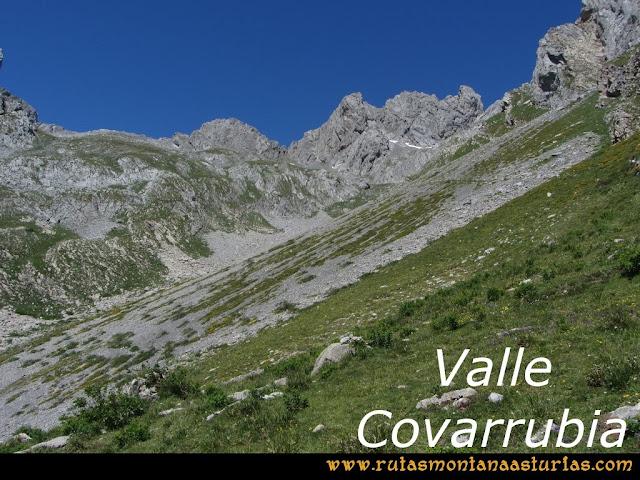Ruta Peña Ubiña Arista Este: Ascendiendo por el Valle de Covarrubia