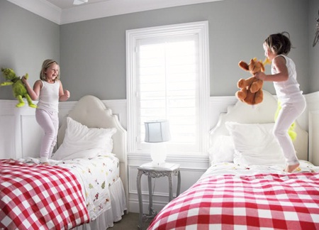 Charming Twin Beds for Kids