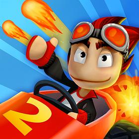 Download Beach Buggy Racing 2 Mod Apk