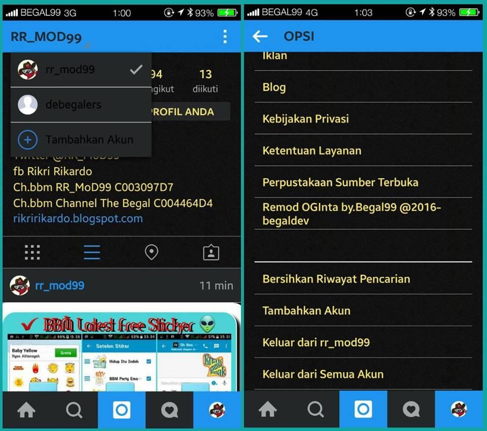 Instagram Clone apk (Insta, Insta2, Insta3, Insta4) v71.16 ...
