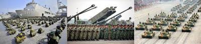 Inilah Kekuatan Tempur Militer Indonesia 2015