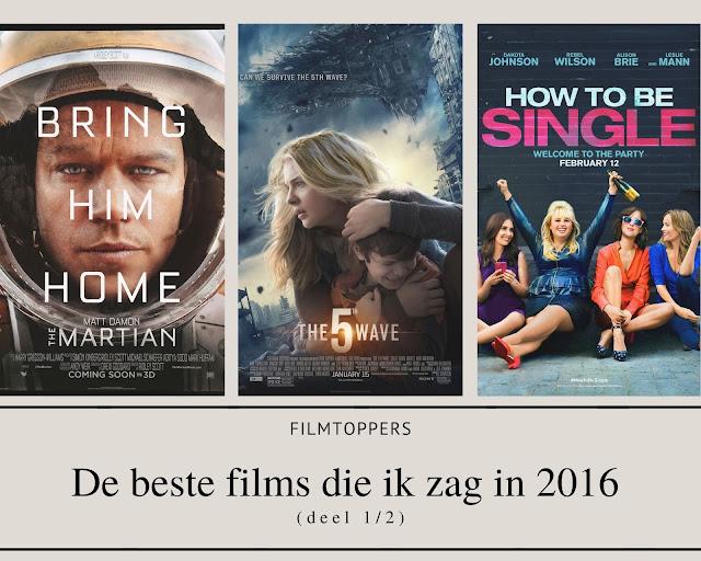 Filmtips - Beste films 2016