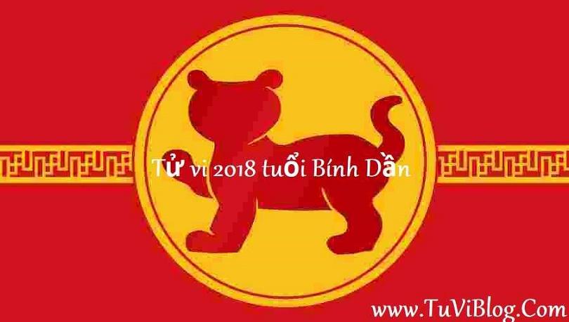 Tu vi tuoi Binh Dan nam 2018