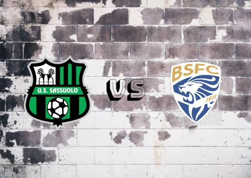 Sassuolo vs Brescia   Resumen