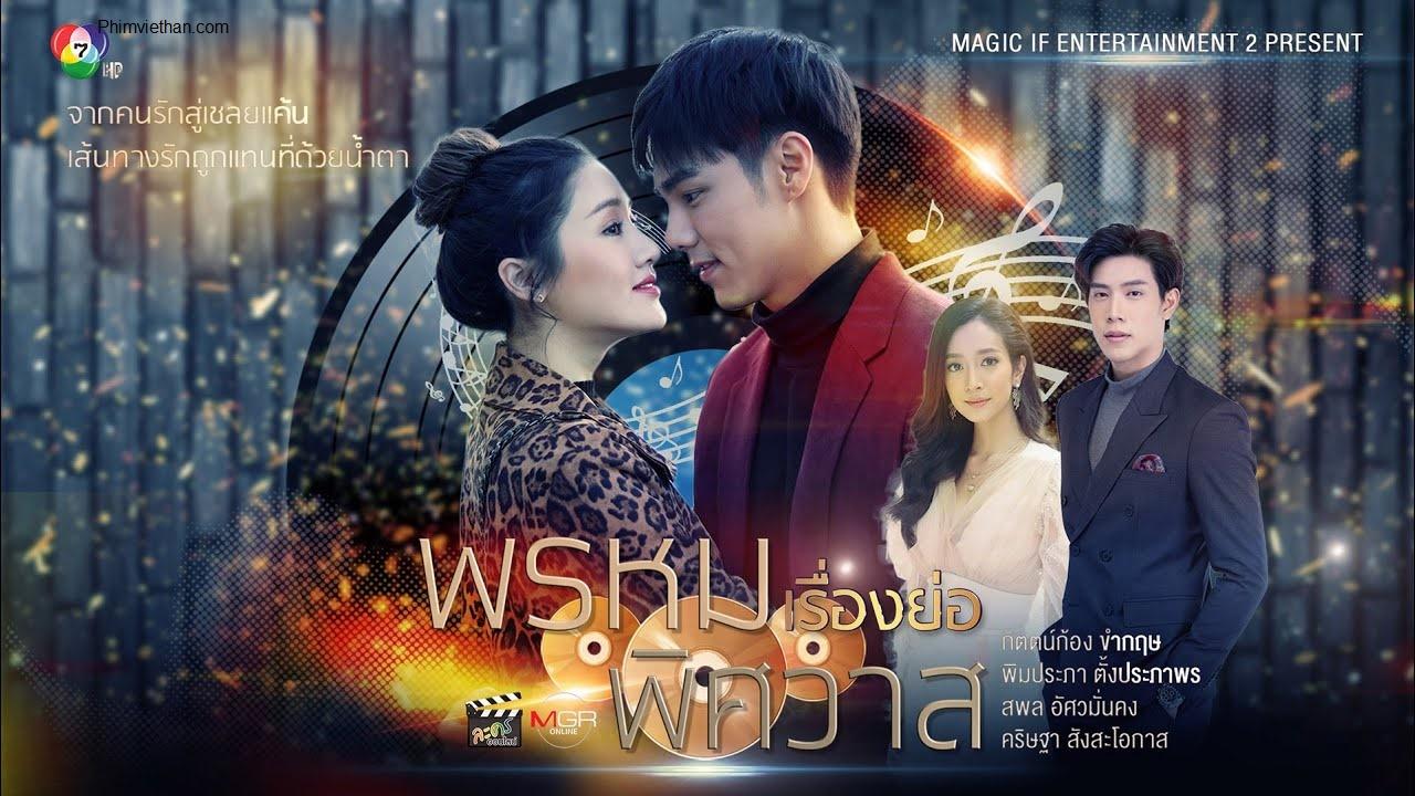 Phim định mệnh trái ngang Thái Lan 2020