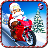 Crazy Santa Moto Gift Delivery APK v2.1 Latest Version