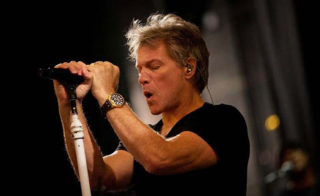 Noticias que suenan Bon Jovi se presenta en Argentina