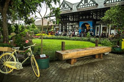 Harga Tiket Masuk Wisata Alam Farm House Susu Lembang Bandung