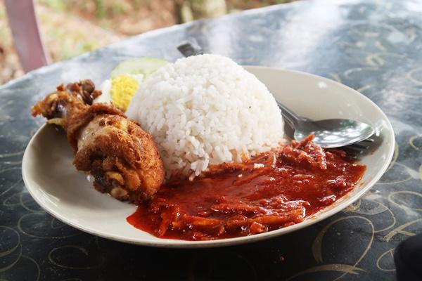 Kedai Cendol Tok Janggut Machang Kelantan