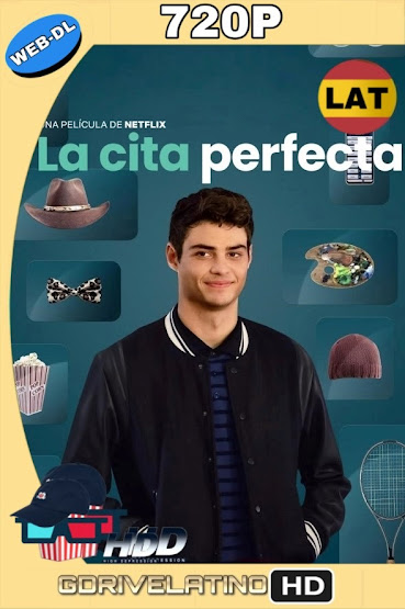 La Cita Perfecta (2019) WEB-DL 720p Latino-Ingles MKV