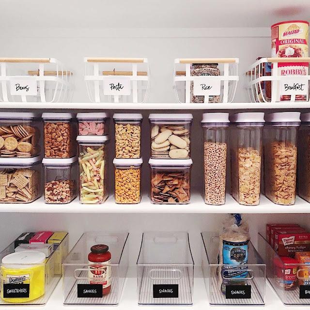 Saklama Alanlarına Farklı Bir Bakış: Mutfak Dosyası